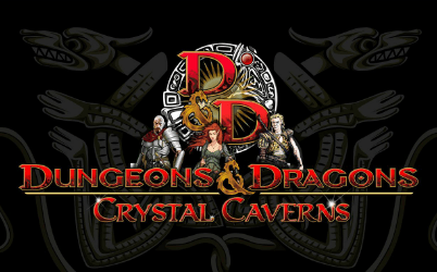 Dungeons and Dragons: Crystal Caverns Online Slot