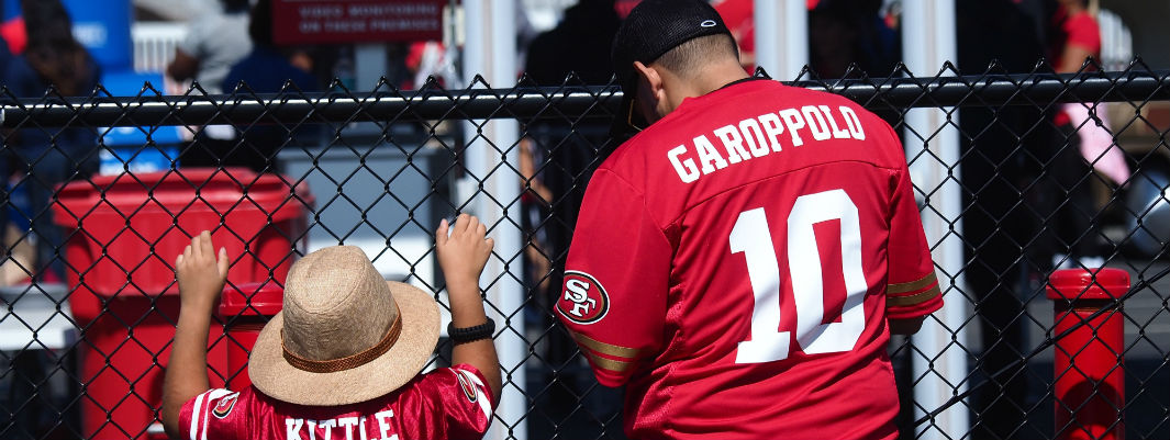 NFL Casino Sponsor List Grows with San Francisco 49ers Deal