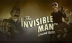 The Invisible Man spelautomat