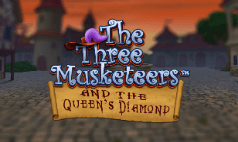 The Three Musketeers and the Queen's Diamond Slot Sites