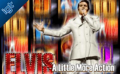 Elvis A Little More Action Online Slot
