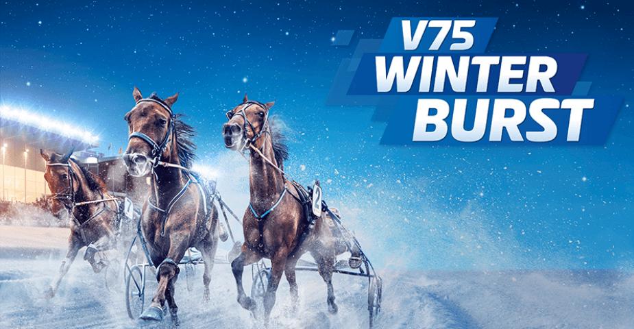 ATG förbereder sig för V75 Winter Burst multijackpot