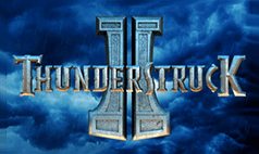 Thunderstruck II Slot Sites