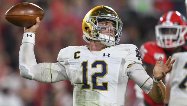 5 Best College Football Betting Lines to Back in Week 5