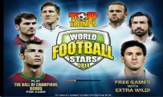 Top Trumps World Football Stars 2014 Slot Review