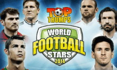 Top Trumps World Football Stars 2014 Slot Sites