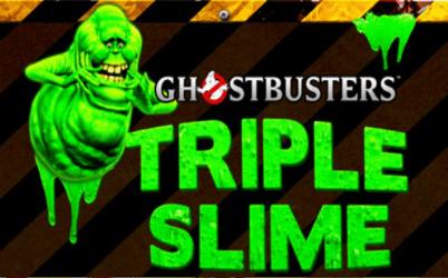 Ghostbusters Triple Slime Online Pokies