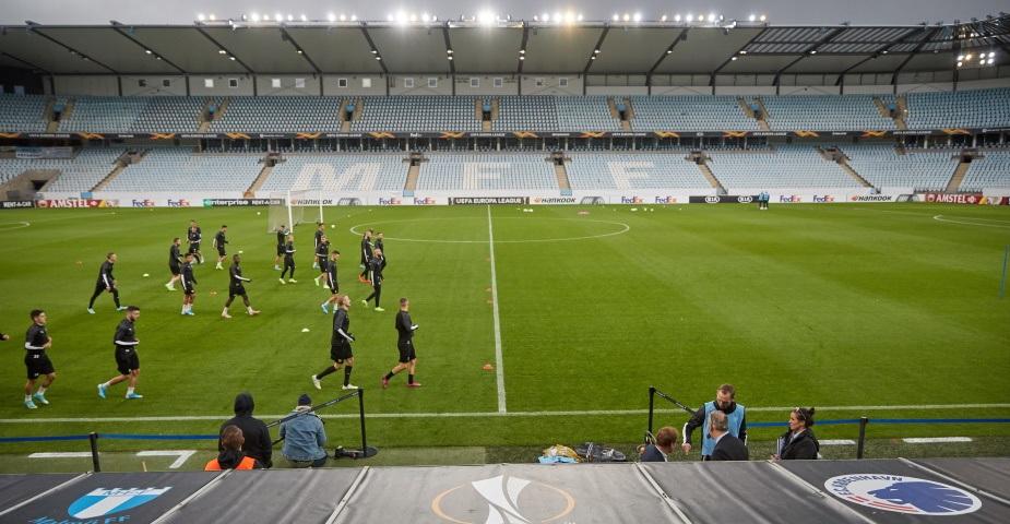 Hett möte för Malmö och Köpenhamn i kvällens Europa League