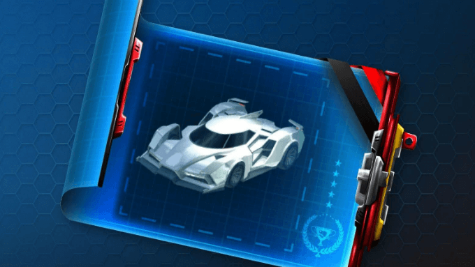 Rocket League replacing secret loot boxes with transparent Blueprints