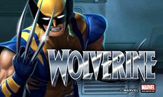 Wolverine spelautomat