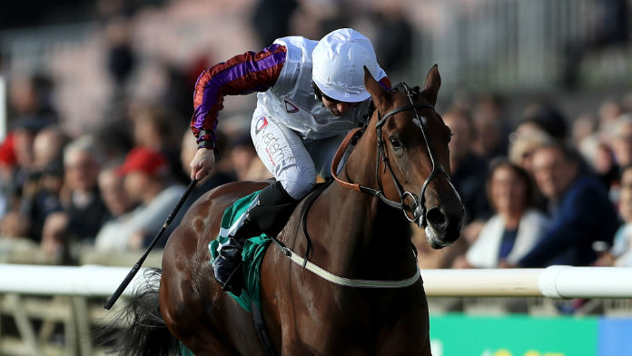 Laurens Set For Final Race in Saturday's Sun Chariot Stakes