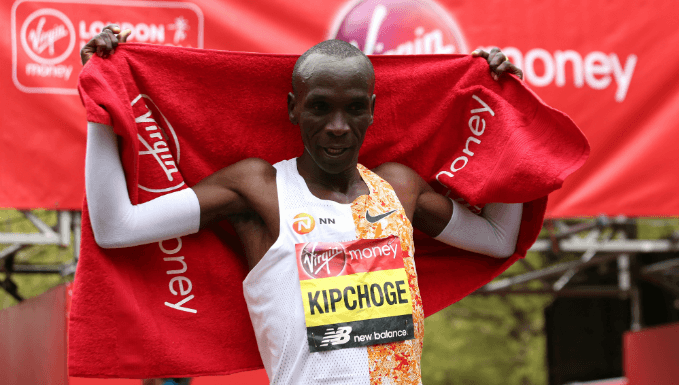 Final Pacers Make Kipchoge 6/4 For First Sub-2 Hour Marathon