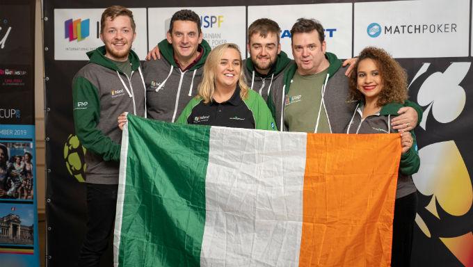 Team Ireland Relishing Shot at IFMP World Title in Peru