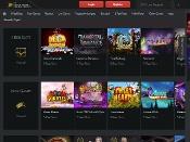 Hippodrome Online Casino Screenshot 1