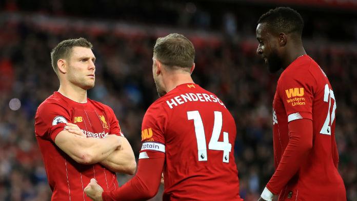 Liverpool Leapfrog Man City in Premier League Title Odds