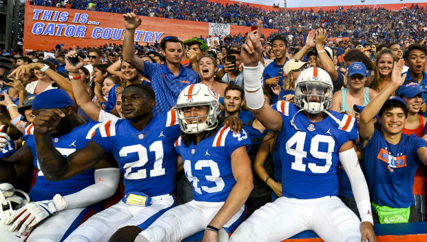 5 Best College Football Betting Lines to Back in Week 7