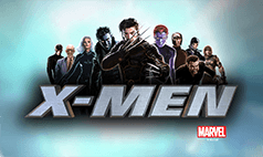 X-Men 50 Line Slot Review