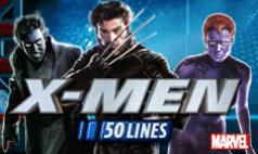 X-Men 50 Line Online Slot