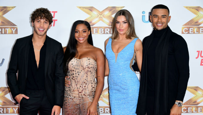 Who is Favourite in the Betting on Celebrity X Factor?