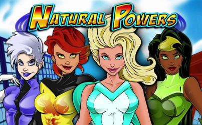 Natural Powers Online Slot