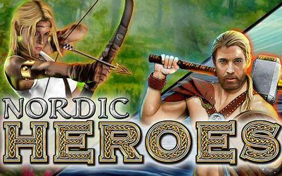 Nordic Heroes Online Pokies