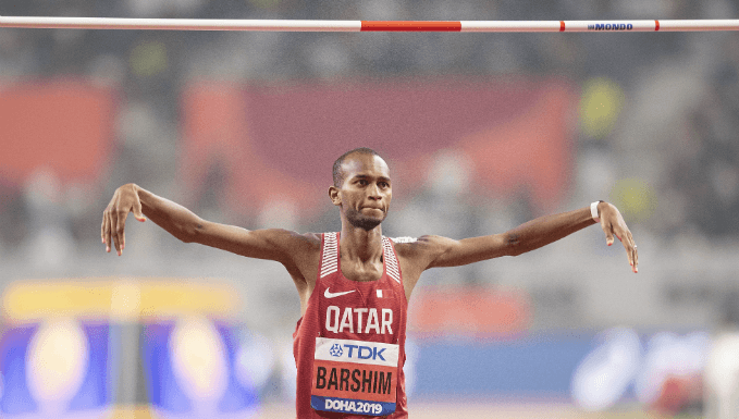 Men's High Jump Favourite To Be Next World Record Broken