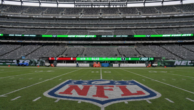 Football Helps New Jersey Betting Revenue Spike In September