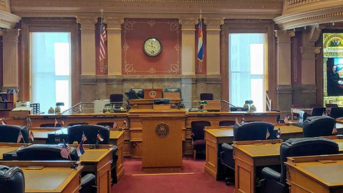 The Colorado Senate