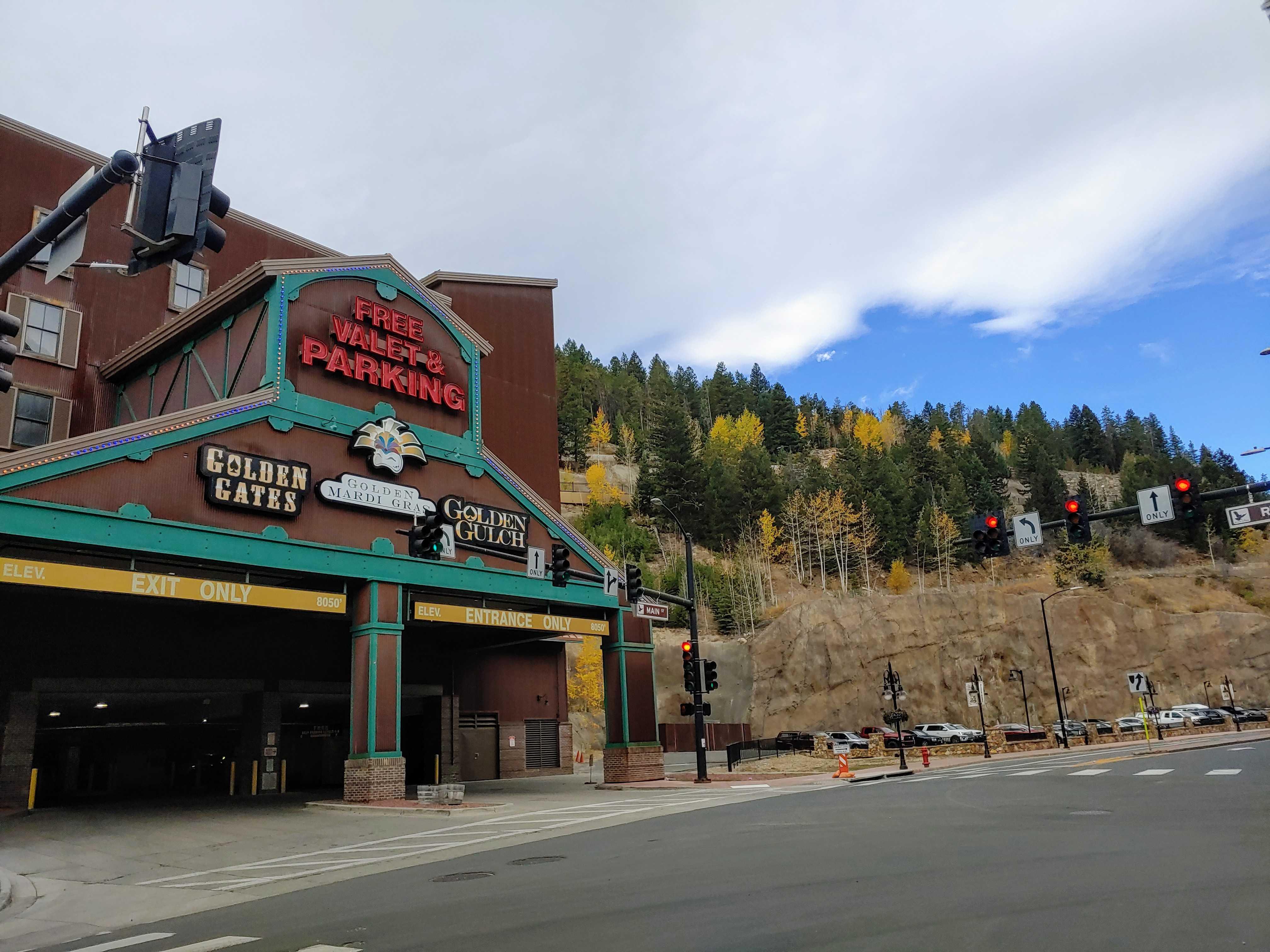 Black Hawk, Colorado