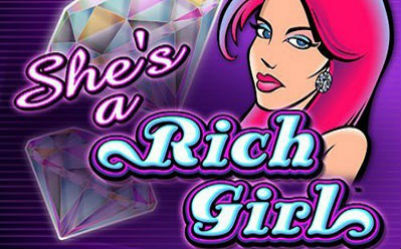 She's a Rich Girl Online Slot