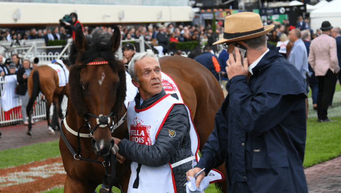 Melbourne Cup Loses British Raiders Red Verdon, Gold Mount