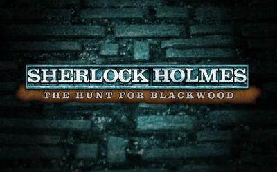 Sherlock Holmes: The Hunt for Blackwood Online Slot
