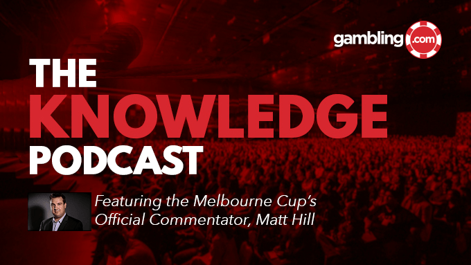 Calling The Melbourne Cup: The Knowledge Ep3 - Matt Hill