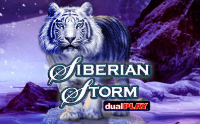 Siberian Storm Dual Play Online Slot