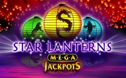 Star Lanterns MegaJackpots Online Slot