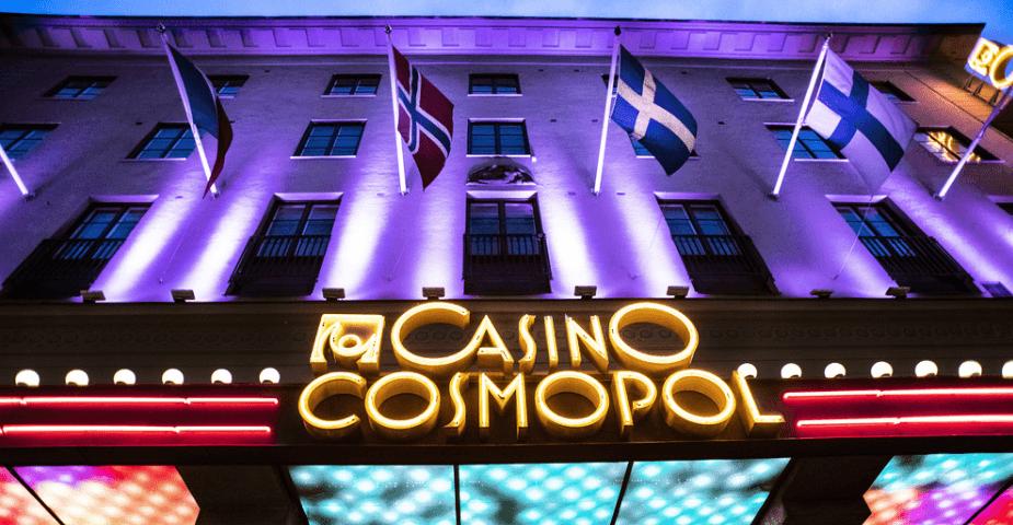 Casino Cosmopol: din guide till Sveriges enda riktiga casinon