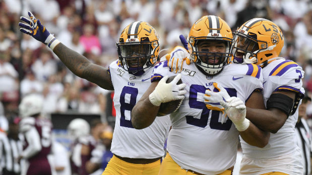 Which Auburn-LSU Betting Line Should You Back This Weekend?