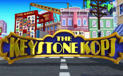 The Keystone Kops Online Slot