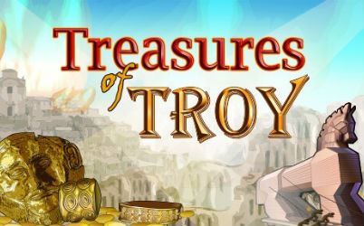 Treasures of Troy Online Slot