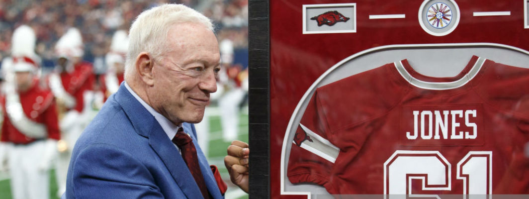 Jerry Jones' Arkansas Casino Ambitions Keep Hitting Delays