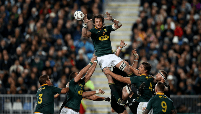 South Africa The Pick To Stop All Blacks' Rugby World Cup Hat-Trick Bid
