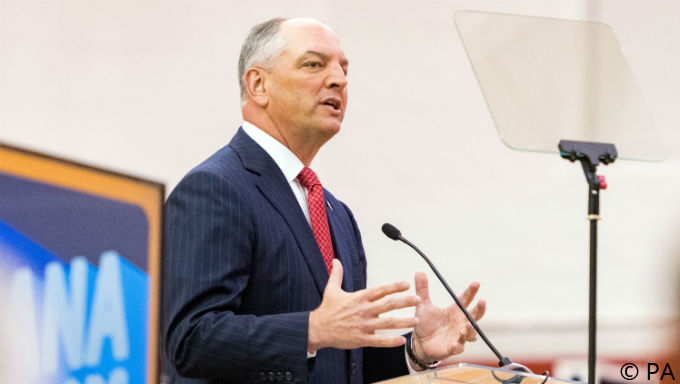 Louisiana Sports Betting Hopes Helped by Edwards Re-Election