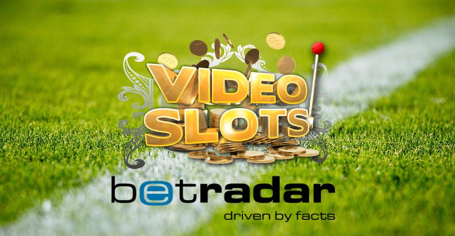 Videoslots.com ska lansera egen sportbok med Betradar 2020