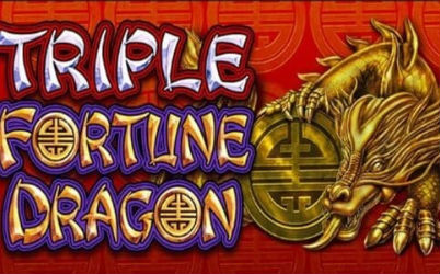 Triple Fortune Dragon Online Slot