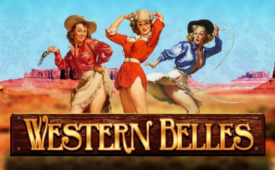 Western Belles Online Slot
