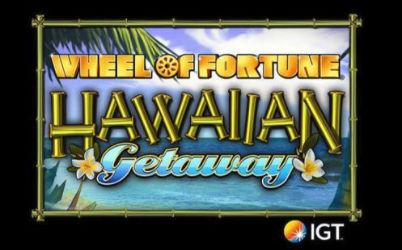Wheel of Fortune Hawaiian Getaway Online Slot