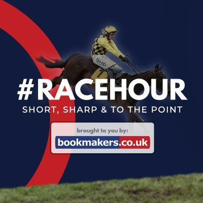 #racehour podcast