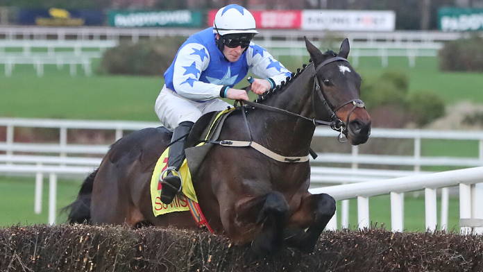 Race On To Get Gold Cup Favourite Kemboy To Leopardstown