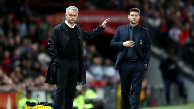 Odds Swing In Favour Of Spurs As Mourinho Joins Tottenham