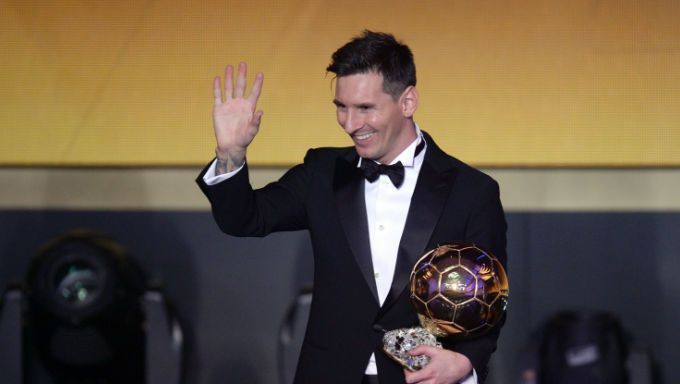 Lionel Messi Clear Ballon d'Or Favourite Over Virgil van Dijk